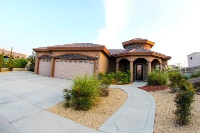 El Paso Single Family Home For Sale: 14248 Maya Rock Way