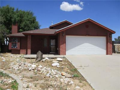Single Family Home For Sale: 1526 Peter Cooper Drive