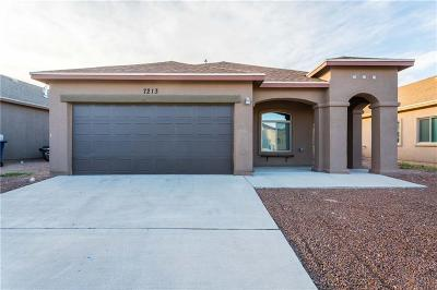 Single Family Home For Sale: 7213 Copper Canyon Drive