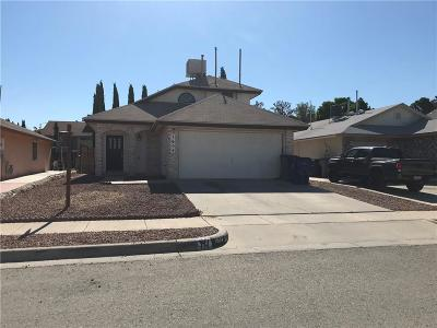 Single Family Home For Sale: 1654 St Clare