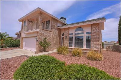 Single Family Home For Sale: 7357 Luz De Lumbre Avenue