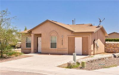 Single Family Home For Sale: 14089 Sandy Rock Dr