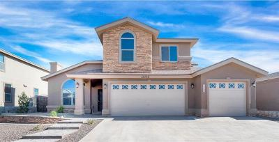 Horizon City Single Family Home For Sale: 12266 Stansbury Drive
