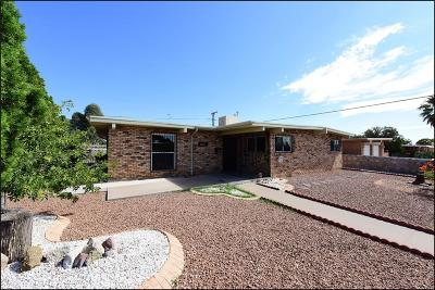 El Paso Single Family Home For Sale: 5201 Cornell Avenue