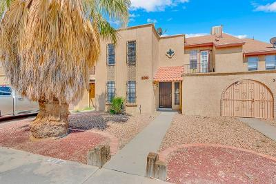 Single Family Home For Sale: 3108 Voss Drive #C