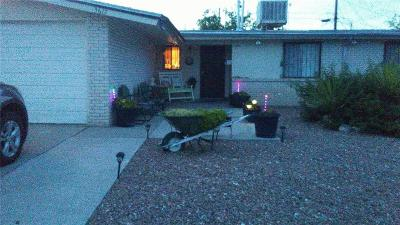 El Paso Single Family Home For Sale: 3617 Moonlight