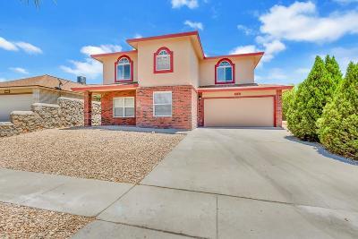 Single Family Home For Sale: 7712 Plaza Serena Road