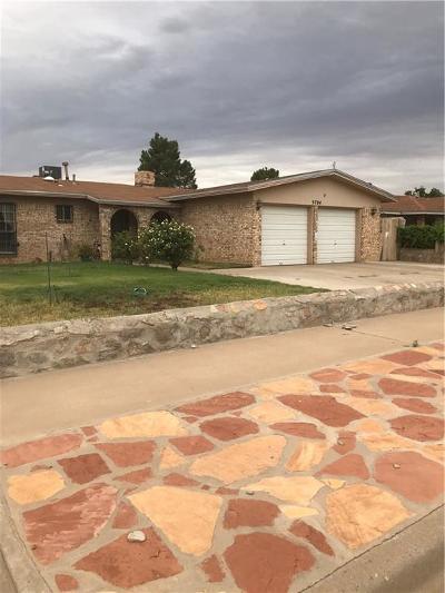 Single Family Home For Sale: 5704 Longview Cir
