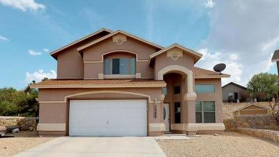 El Paso Single Family Home For Sale: 1500 Mescal Lane