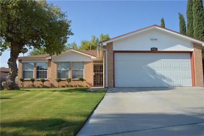 Single Family Home For Sale: 4744 Loma Feliz Court