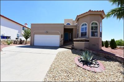 El Paso TX Single Family Home For Sale: $225,000