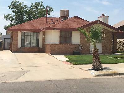 Single Family Home For Sale: 1605 Paul Todd Drive