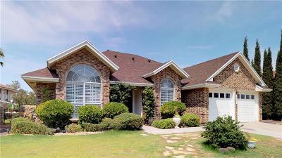 El Paso Single Family Home For Sale: 859 Via Corta Court
