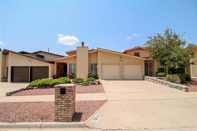 Single Family Home For Sale: 763 Espada Drive #D