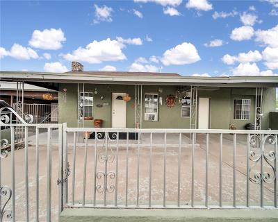 Single Family Home For Sale: 4131 Hueco Avenue