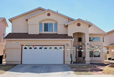 Horizon City Single Family Home For Sale: 13756 Paseo Verde Drive