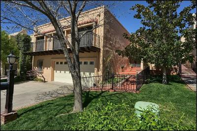El Paso Single Family Home For Sale: 6006 Balcones Court #23