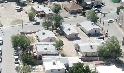 El Paso Multi Family Home For Sale: 118 Seville Drive