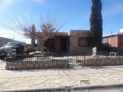 El Paso Single Family Home For Sale: 613 Olson