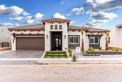 El Paso Single Family Home For Sale: 14505 Tierra Bilbao