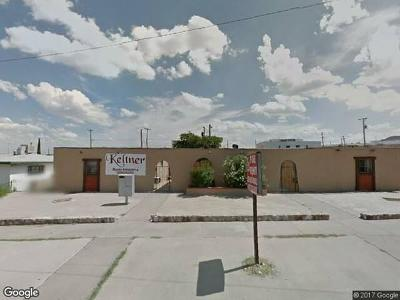 El Paso Multi Family Home For Sale: 3624 Keltner Avenue #8