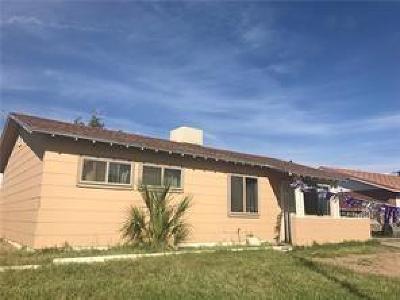 El Paso Single Family Home For Sale: 6205 Tesuque Drive