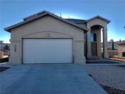 Single Family Home For Sale: 11309 Kiko Duran