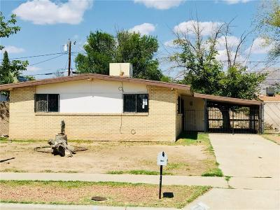 Single Family Home For Sale: 4620 Bobolink