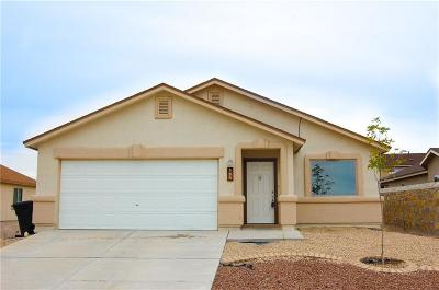 Horizon City Single Family Home For Sale: 186 Horizon Point Circle