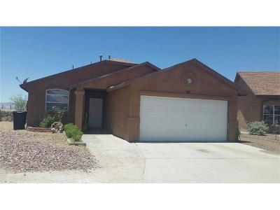 Horizon City Single Family Home For Sale: 501 Kearney