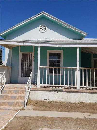 El Paso Single Family Home For Sale: 1301 Magoffin Avenue
