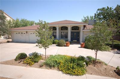 El Paso TX Single Family Home For Sale: $267,500