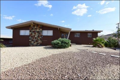 El Paso Single Family Home For Sale: 6420 Morningside Circle
