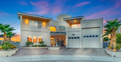 El Paso Single Family Home For Sale: 6664 Hermoso Del Sol Drive