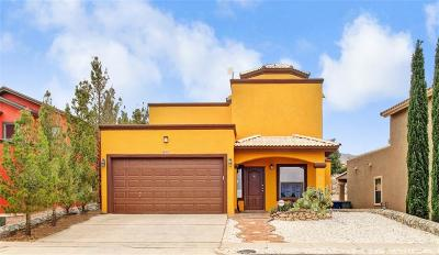 El Paso Single Family Home For Sale: 633 Pete Payan Drive