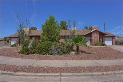 El Paso Multi Family Home For Sale: 6418 Pizarro Drive #A & B