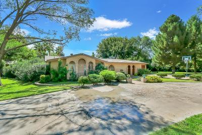 El Paso Single Family Home For Sale: 5453 La Estancia Circle