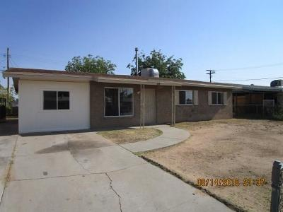 El Paso Single Family Home For Sale: 5713 Decatur