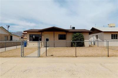 El Paso Single Family Home For Sale: 8319 Signal Peak Place