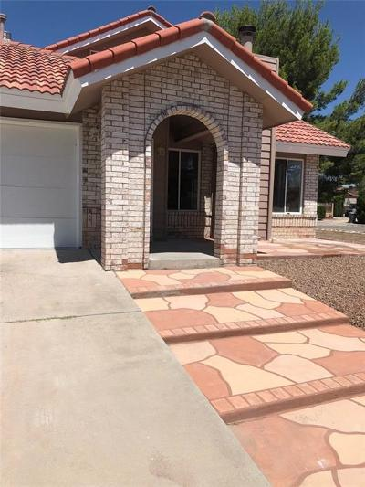 El Paso Single Family Home For Sale: 1471 Gene Torres Drive