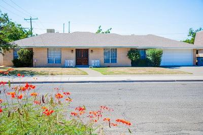 El Paso Single Family Home For Sale: 8316 Parade Lane