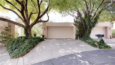 Single Family Home For Sale: 5826 Mira Serena Drive