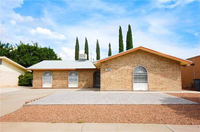Single Family Home For Sale: 2604 Anise Drive