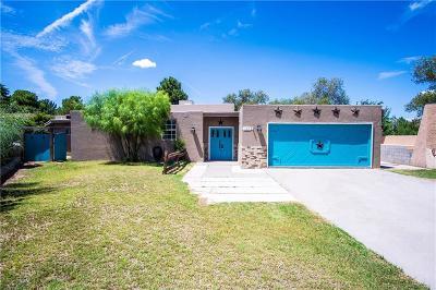 El Paso Single Family Home For Sale: 129 Serrania Drive