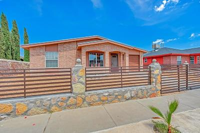 Single Family Home For Sale: 14485 Orchid