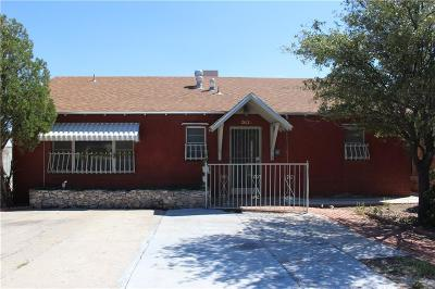 Multi Family Home For Sale: 2612 San Jose Avenue #A,  B,