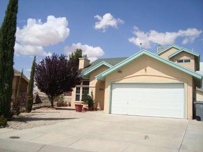 Single Family Home For Sale: 3920 Tierra Lana