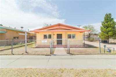 El Paso Single Family Home For Sale: 8716 Winchester Road