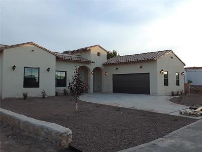 El Paso Single Family Home For Sale: 5684 River Run