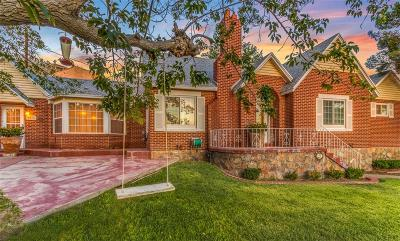 Single Family Home For Sale: 1218 Stockwell Lane